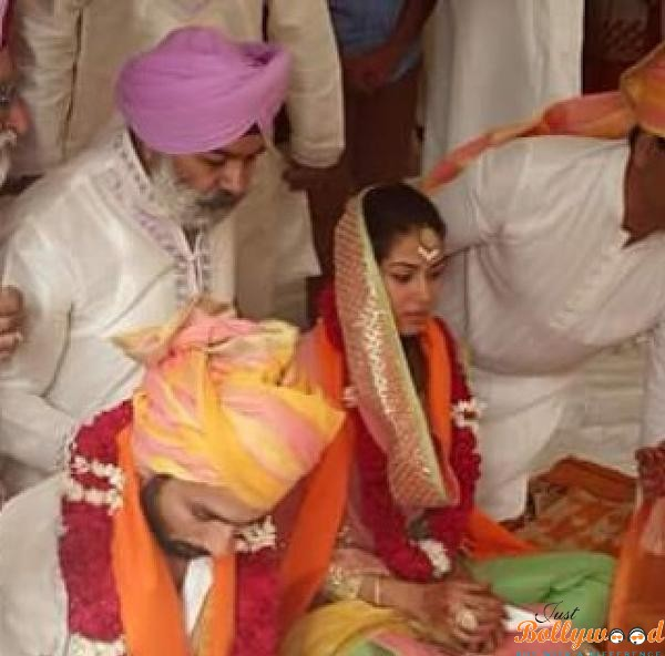 Shahid Meera Wedding first pic