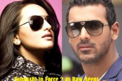 Sonakshi To Play a RAW Agent in Force 2