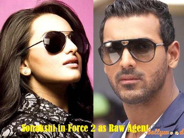 Sonakshi-Sinha-in Force 2 as Raw Agent
