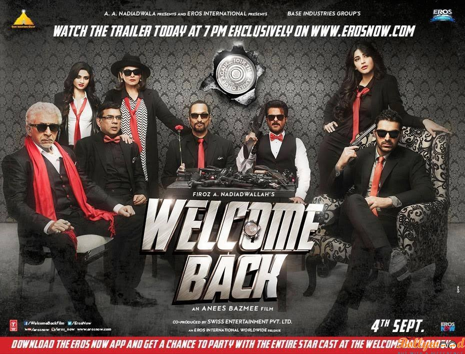Welcome Back Trailer