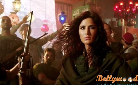 Photo of Sizzle Your Belly with Vivacious Katrina Kaif Scorching Screens on Track 'Afghan Jalebi' From Phantom