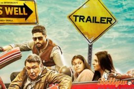 A Step towards Hitting Box Office: All Is Well Trailer Crosses 3 Million Views