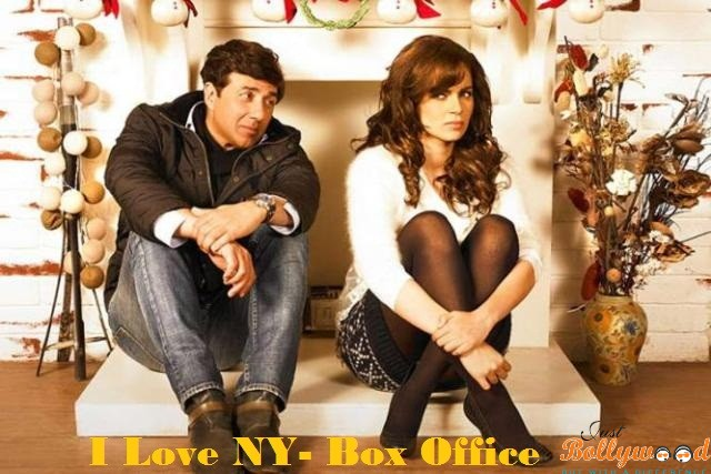 i love-ny first weekend box office
