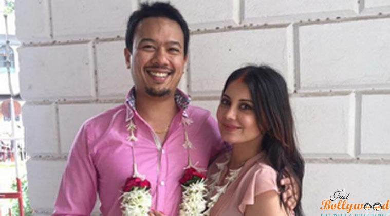 minissha lamba marries ryan thamp