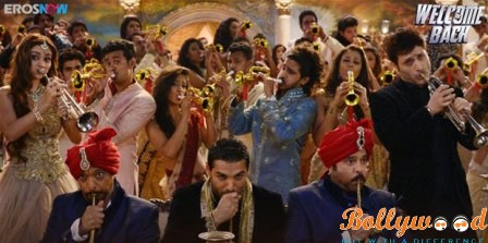 Photo of 'Tutti Bole Wedding Di' First Song from Impending Movie Welcome Back
