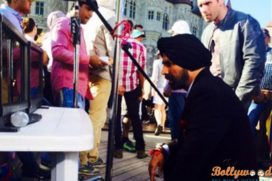Akshay Kumar Pulling off Daring Stunts for Singh Is Blingh but Landed into Accident