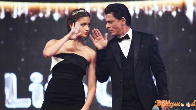 Alia Bhatt and Shah Rukh khan coming together for a film