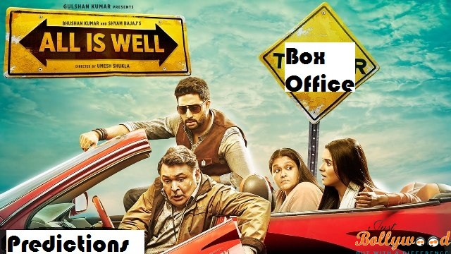 All Is Well - Box Office Prediction