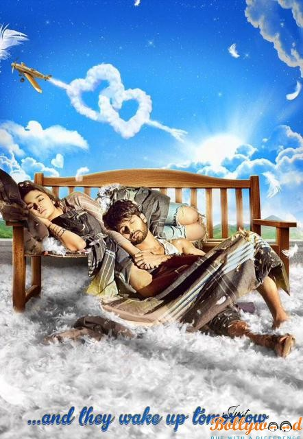 Catch the Teaser Poster of Shahid & Aalia starrer Shaandar