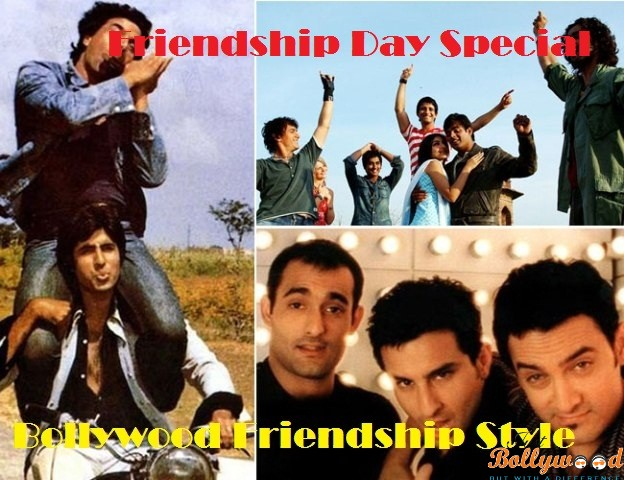 Friendship Day Special - friendship in Bollywood style