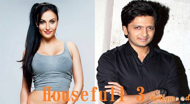 Photo of Riteish Deshmukh reportedly called for Elli Avram to be replaced in 'Housefull 3'.
