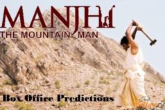 Manjhi-The Mountain Man Box Office Predictions
