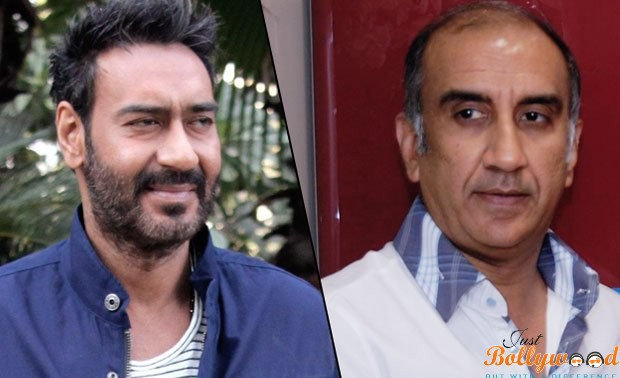 Milan Luthria and Ajay Team