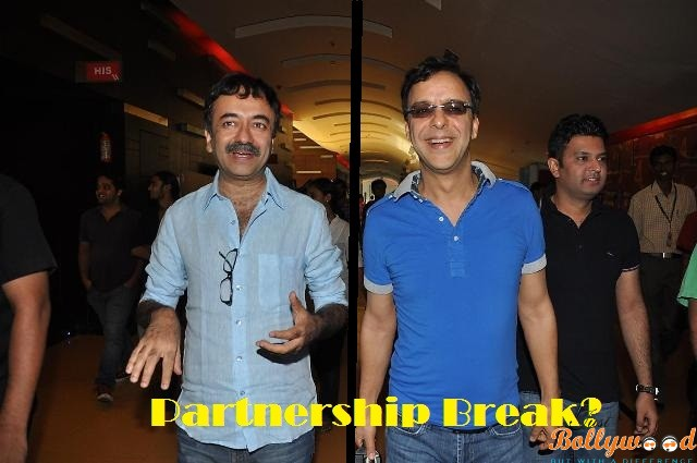 Rajkumar-Hirani-and Vidhu-Vinod-Chopra Partnership Break