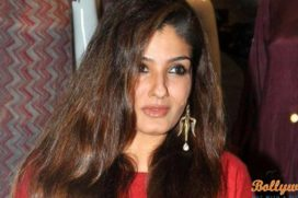 Raveena Tandon at Los Angeles: Two Glorious Days of Independence Eve But Ending Turns Spoiling