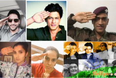 Bollywood Celebs Salute Selfies Saluting Indian Armed Forces on Independence Day