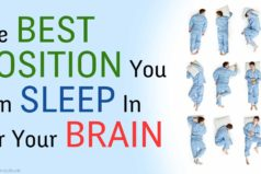Sleeping positions causes the risk of Alzheimer Disease: Study
