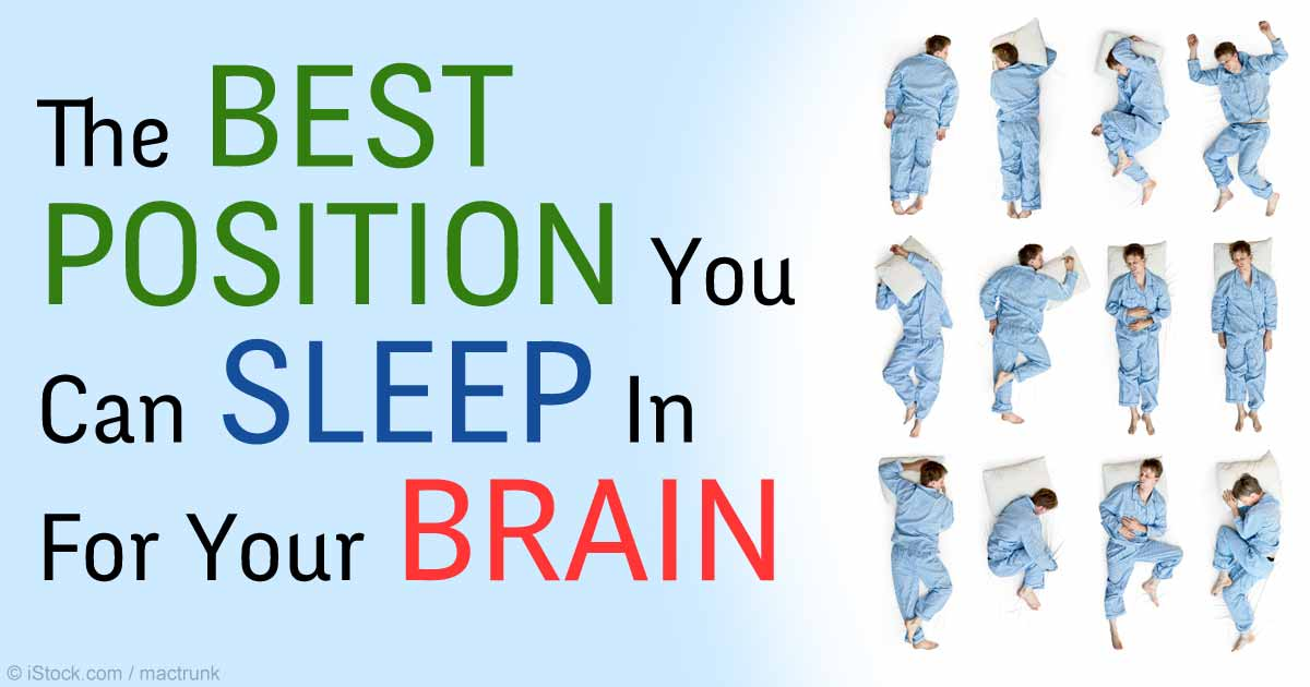 Photo of Sleeping positions causes the risk of Alzheimer Disease: Study