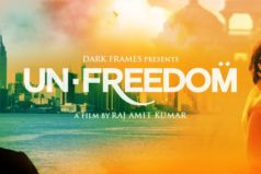 "Banned film ""Unfreedom"" completes 50 grassroots private screenings in India."