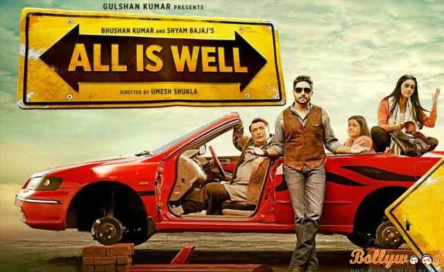 all-is-well 1st week box office report