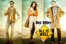 All Is Well 1st Weekend Box Office Report