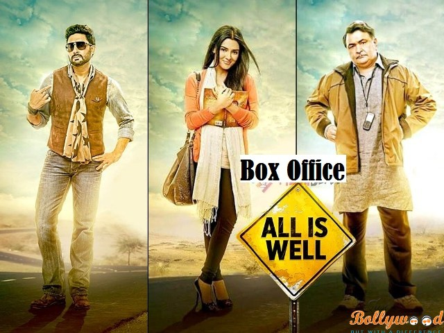 all-is-well-1st weekend box office collection