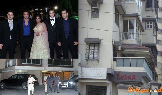 Photo of Arpita Khan's Birthday Party: Police Cops Cease the Function at Salman Khan's House