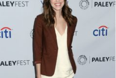 Allison Williams got married in a ceremony officiated by Tom Hanks yesterday
