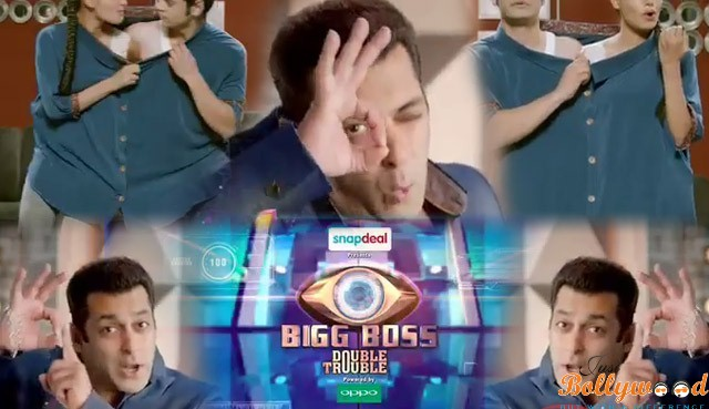 Photo of Bigg Boss 9 Promo Salman Khan Promises Double Trouble: It's Gone Be Wow!
