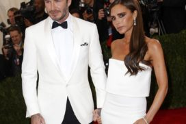 David and Victoria Beckham's relationship is not on the rocks