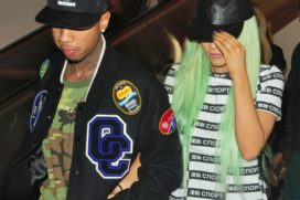 Kylie Jenner was assaulted at her boyfriend Tyga's concert on Friday night