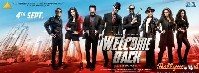 Welcome Back 1st Weekend Box Office