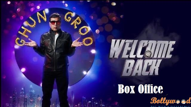 Welcome-Back-first week box office report