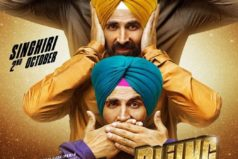 Catch Brand New Poster of Singh Is Bliing