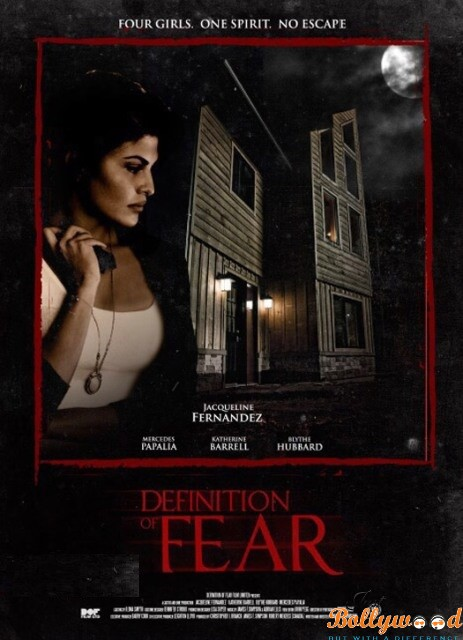 definition-of-fear poster