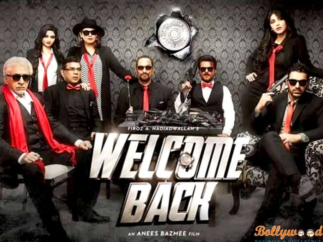 welcome back movie review