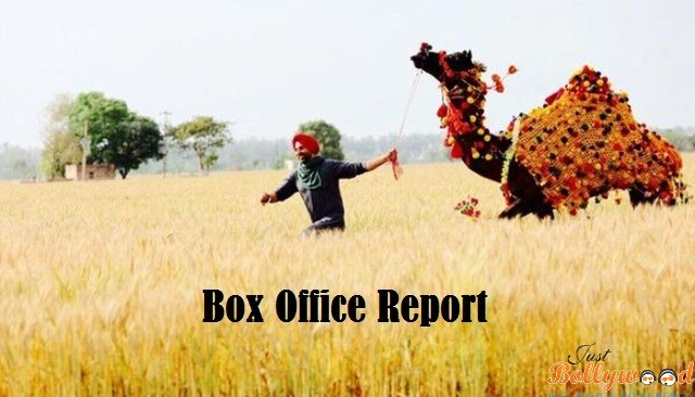 Singh is bling first weekend box office report
