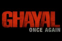 Catch the Logo Of Sunny Deol Starrer Sequel Ghayal Once Again