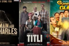 Guddu Ki Gun, Titli & Charles aur Main First Week Box Office Report