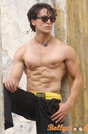 Baaghi A Rebel for Love