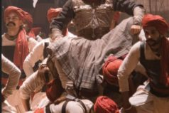 Catch the first look of the royal & magnificent Bajirao from song Malhari!
