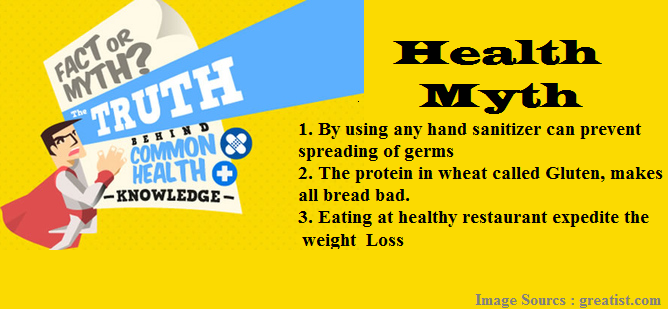 Photo of Some Health Myths Everyone Thinks Are True