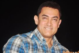 Aamir Khan Meet's an accident