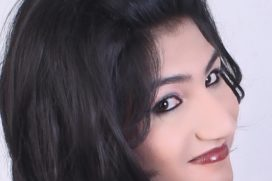 Miss teen Mahika Sharma blessed with 15k followers on twitter in just 12 hours.