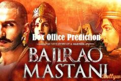 Bajirao Mastani Box Office Prediction- More Audience Less Collection