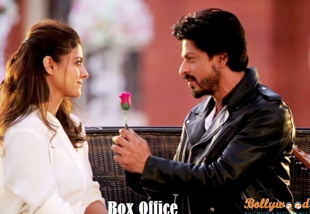 Dilwale 1st week box office report moving slow and steady - Box office cine directors ...