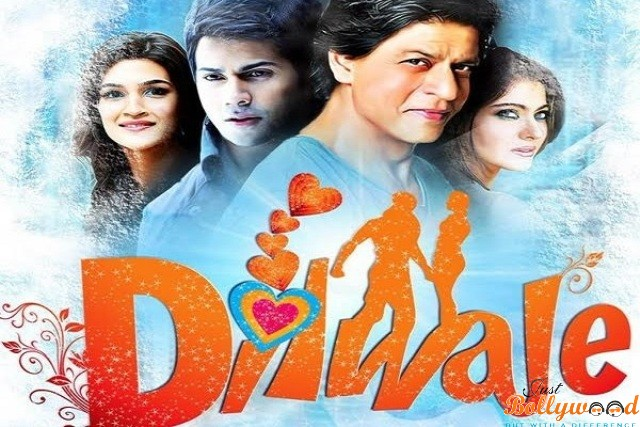 Dilwale 1st weekend Box Office collection