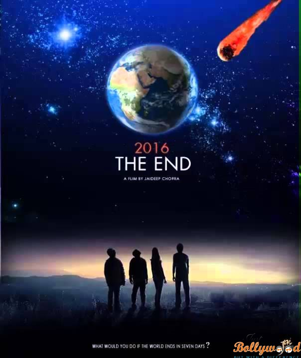 2016 The End Movie