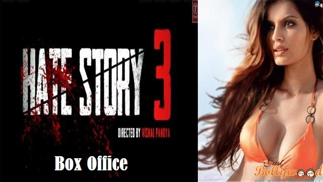 Hate Story 3-First Weekend Box Office report
