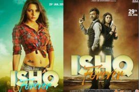 Ishq Forever Bold Trailer: Flourishing the Seductive Scenes on the Floor